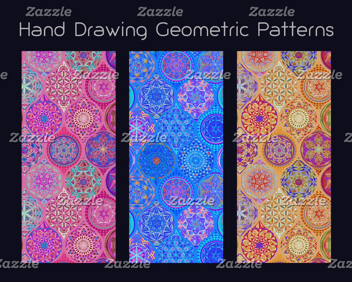 Hand Drawing Patterns