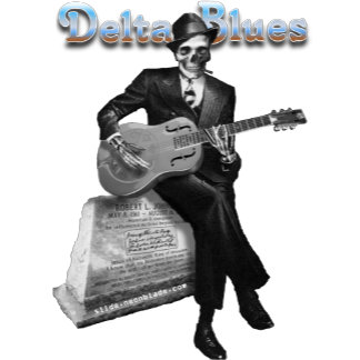 Delta Blues Ghost