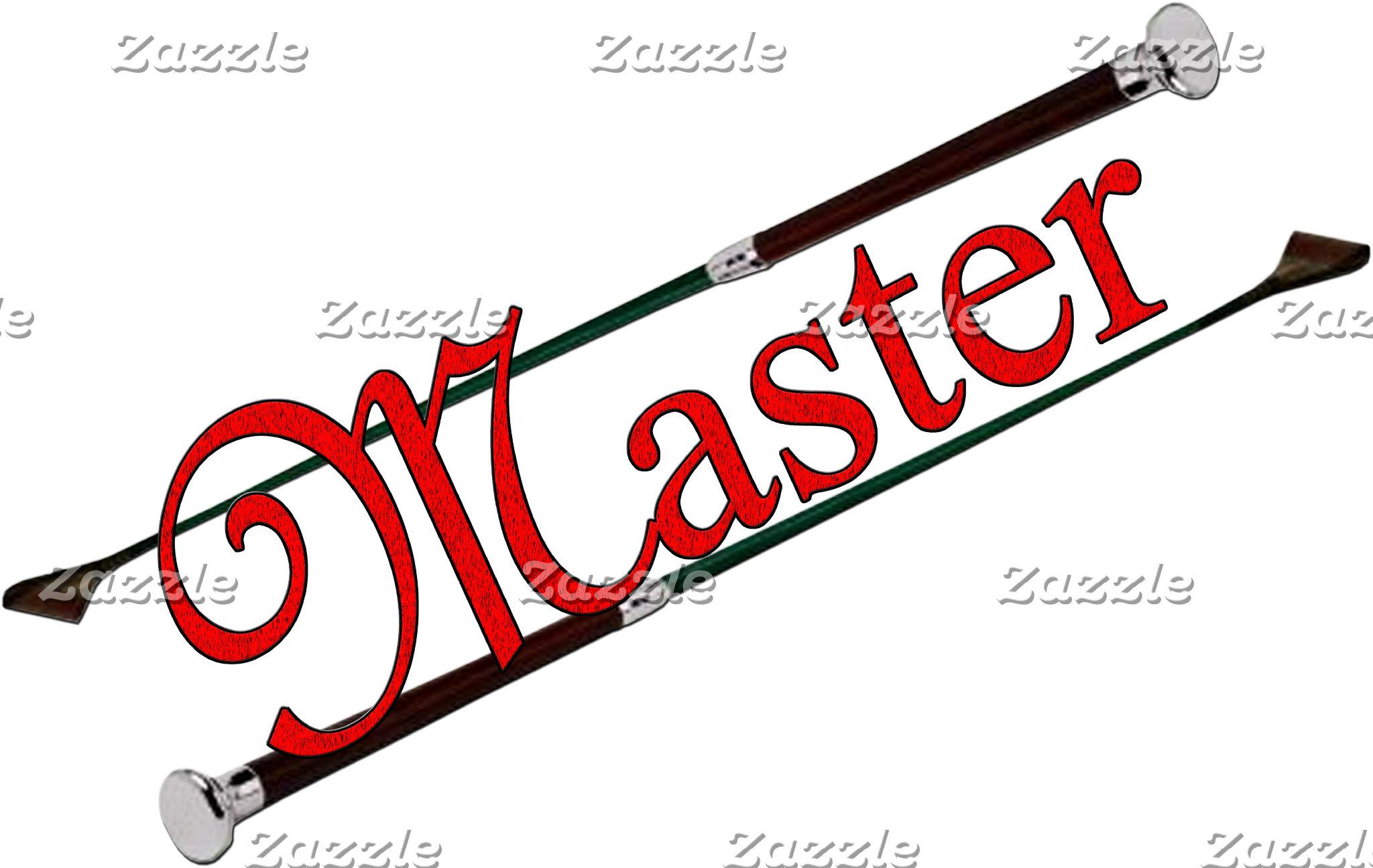 """:: """"MASTER"""" TITLES"""
