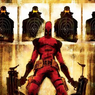 Deadpool Firing Range