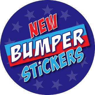New Bumper Stickers