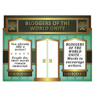 Bloggers of the World Unite