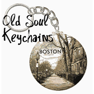 Old Soul Keychains