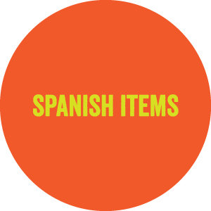 Spanish Items