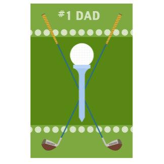 #1 Dad Golf