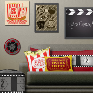 Movie Themed Decor