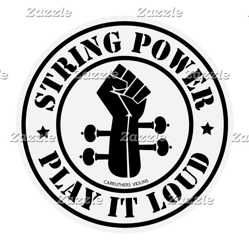 String Power.... Play it Loud!