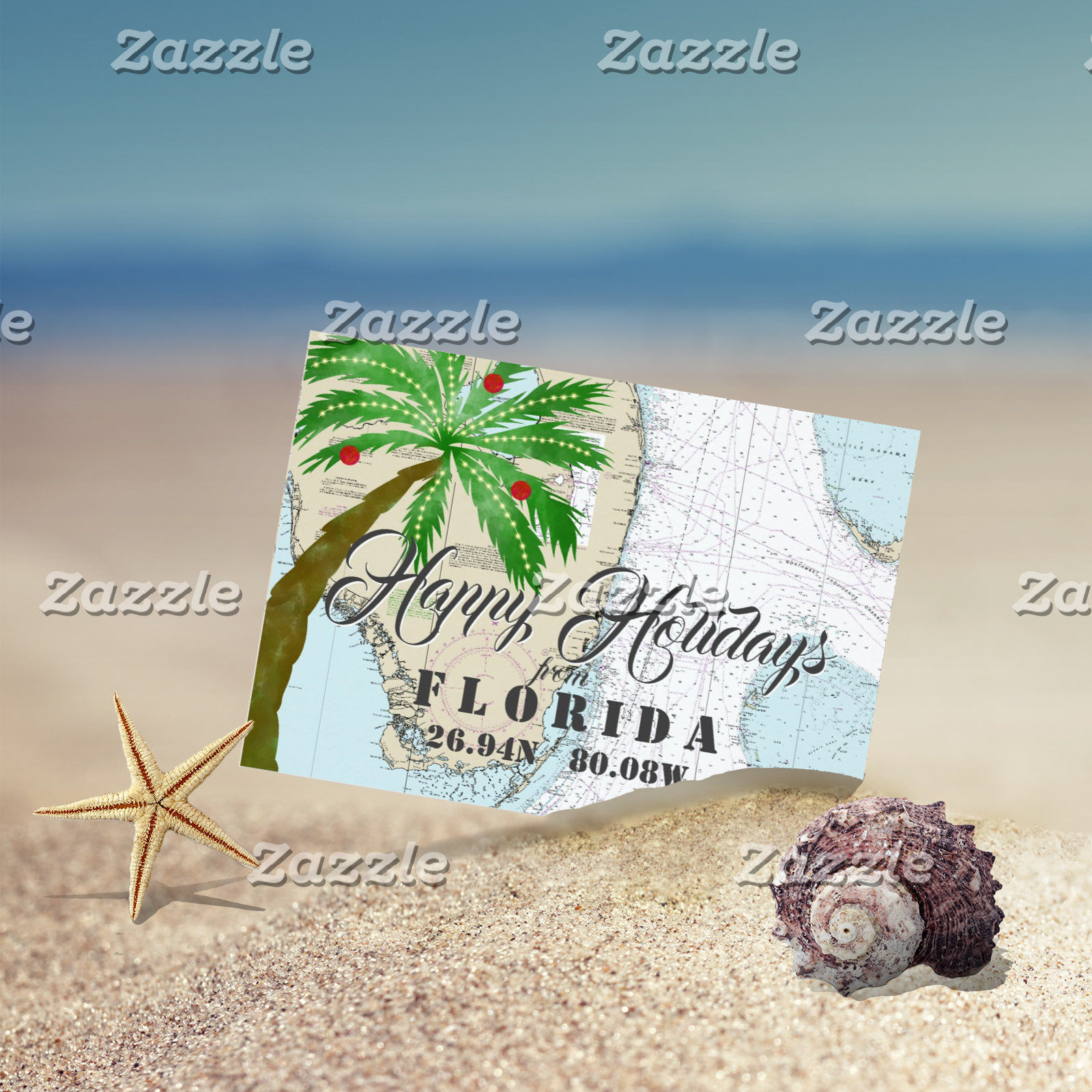Happy Holidays from Florida Nautical Chart Design