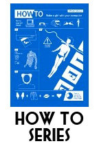 """How To"" instructional posters"