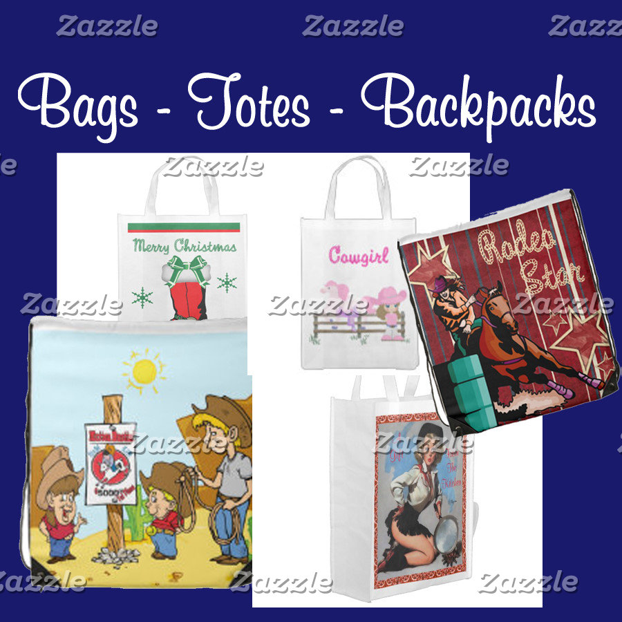 Western Bags - Totes - Backpacks