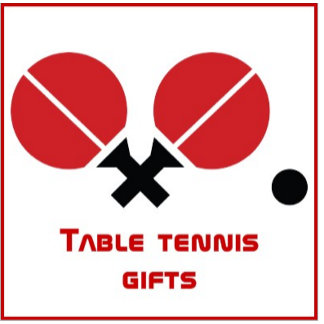 Table tennis-Ping pong gifts