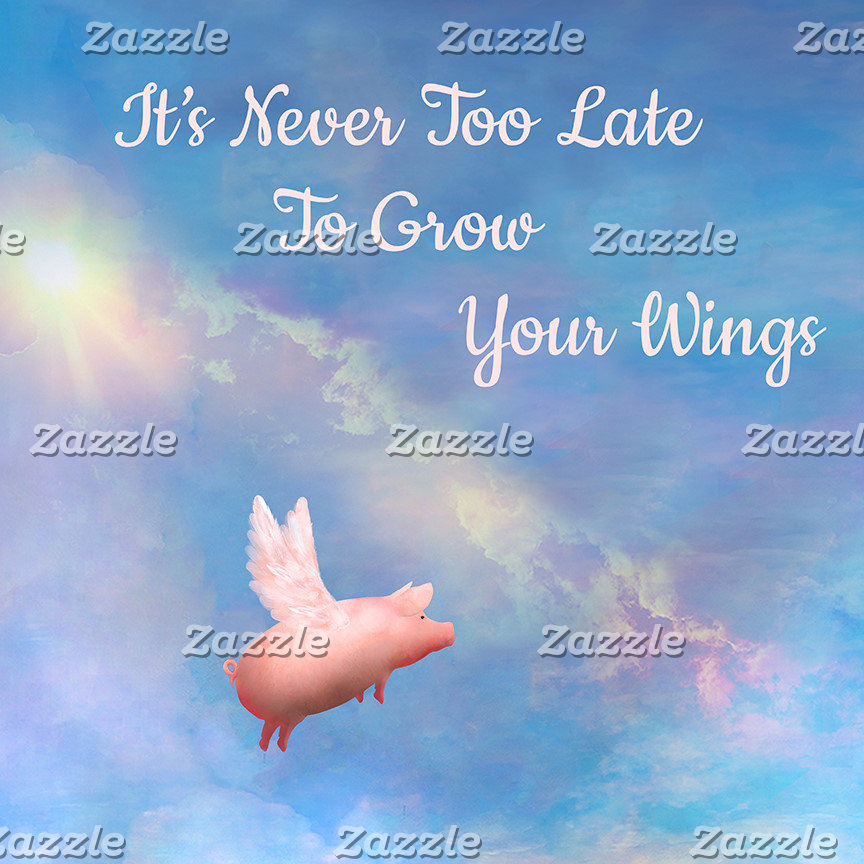 Grow Your Wings