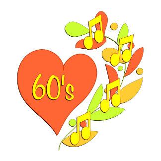 60s Music Heart