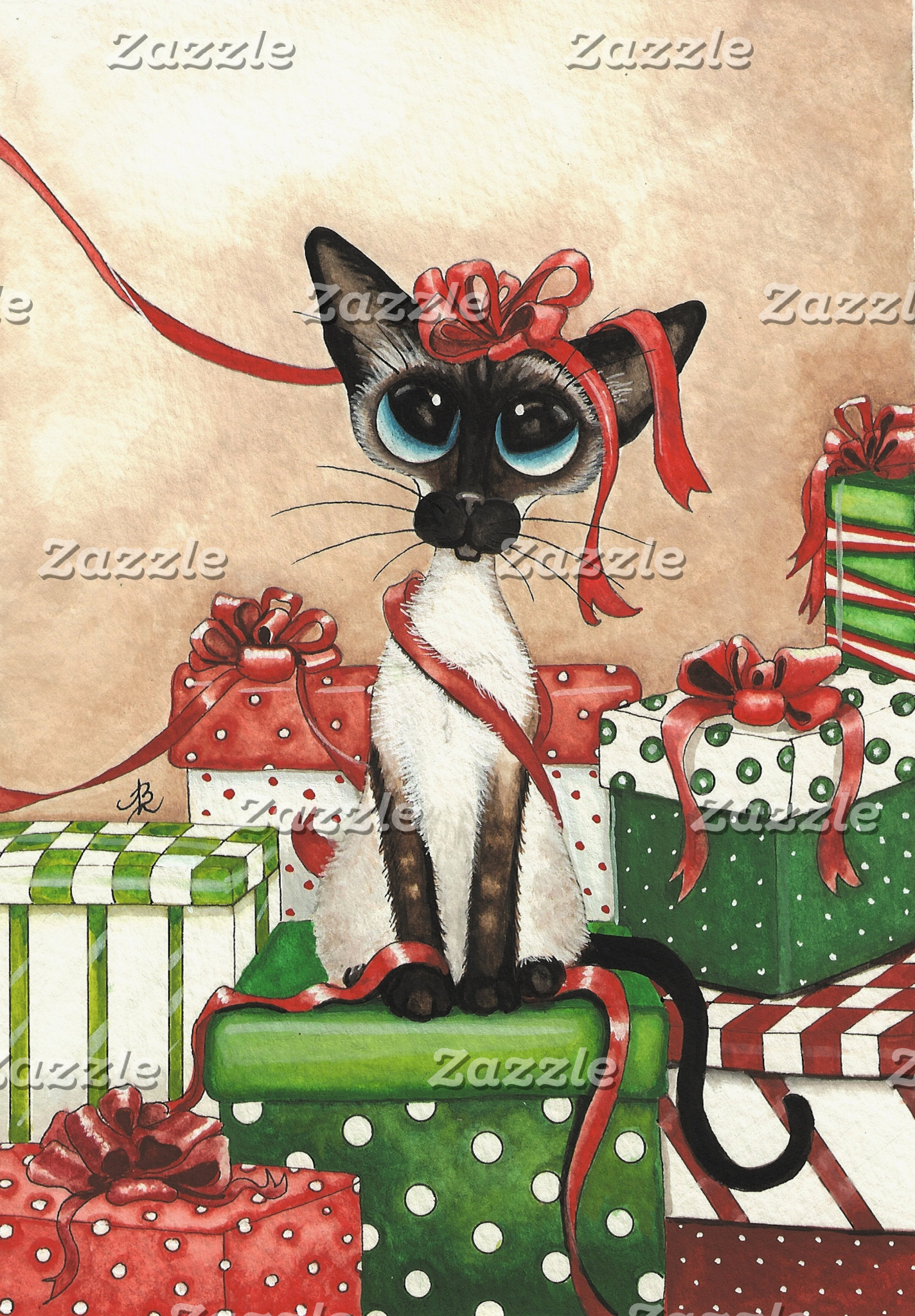 Holiday Kitties & Critters