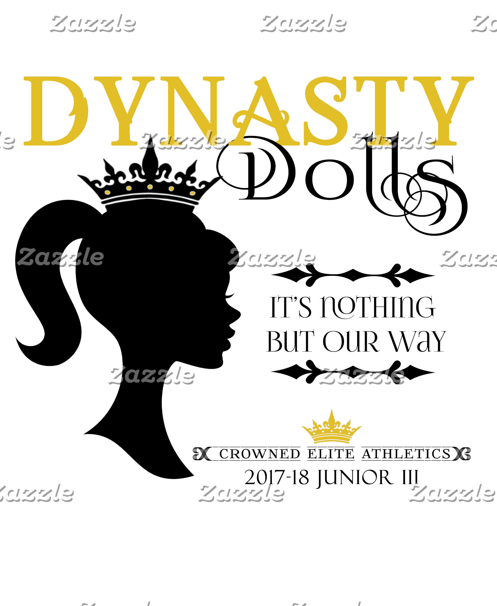 DYNASTY DOLLS: JUNIOR III