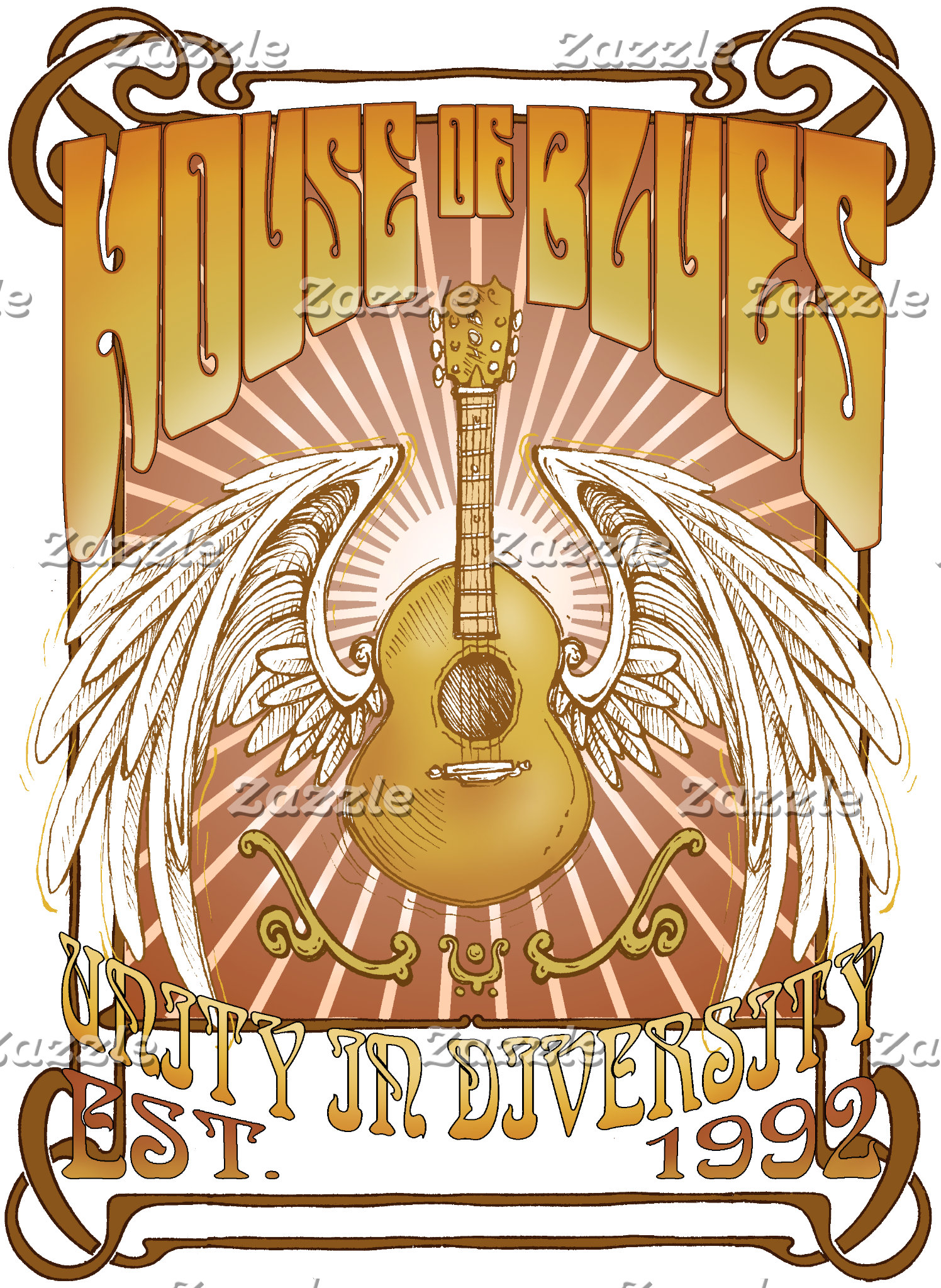 House of Blues - Unity in Diversity