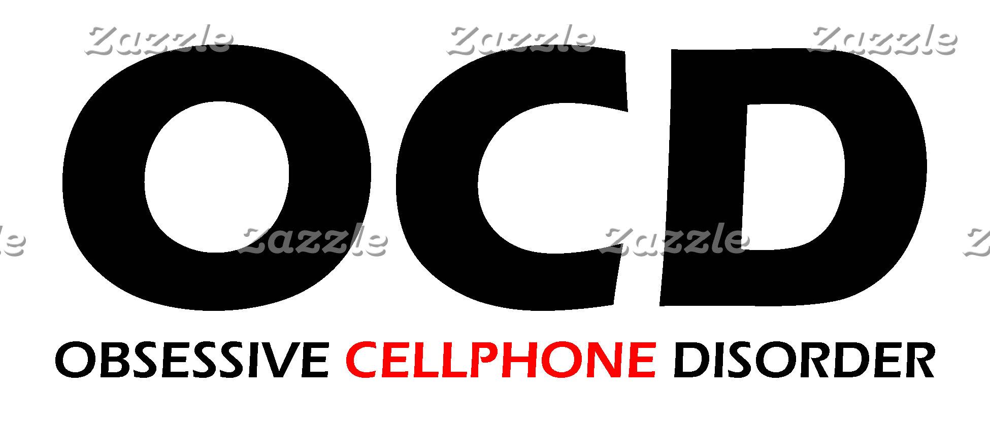 Obsessive Cellphone Disorder