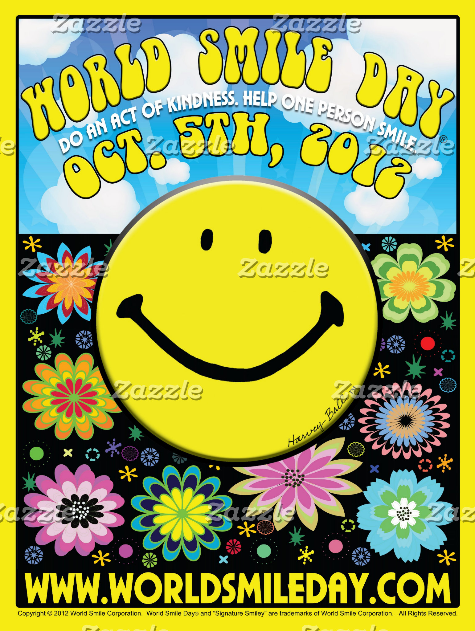 World Smile Day®  2012