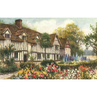 English Country Cottage Inn
