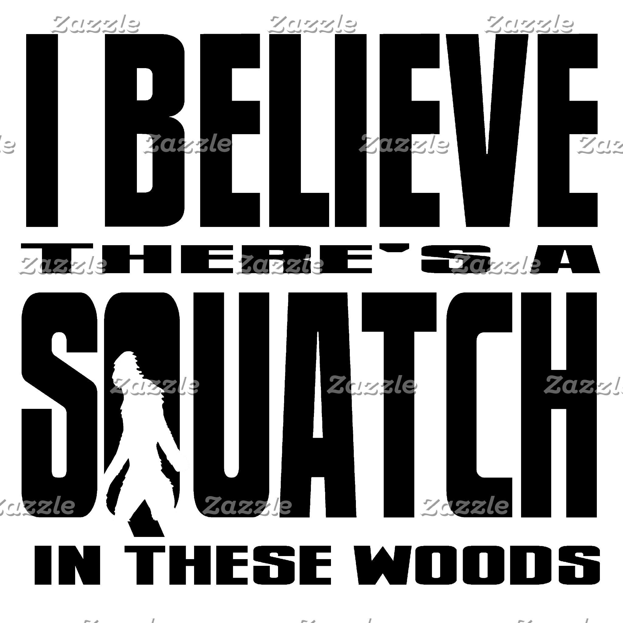 Sasquatch, Aliens & Creatures