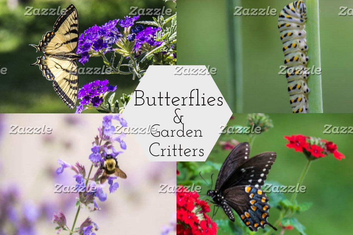 Butterflies & Garden Critters