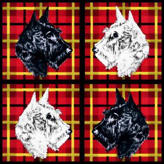 Scottish Terrier or Scottie Dog