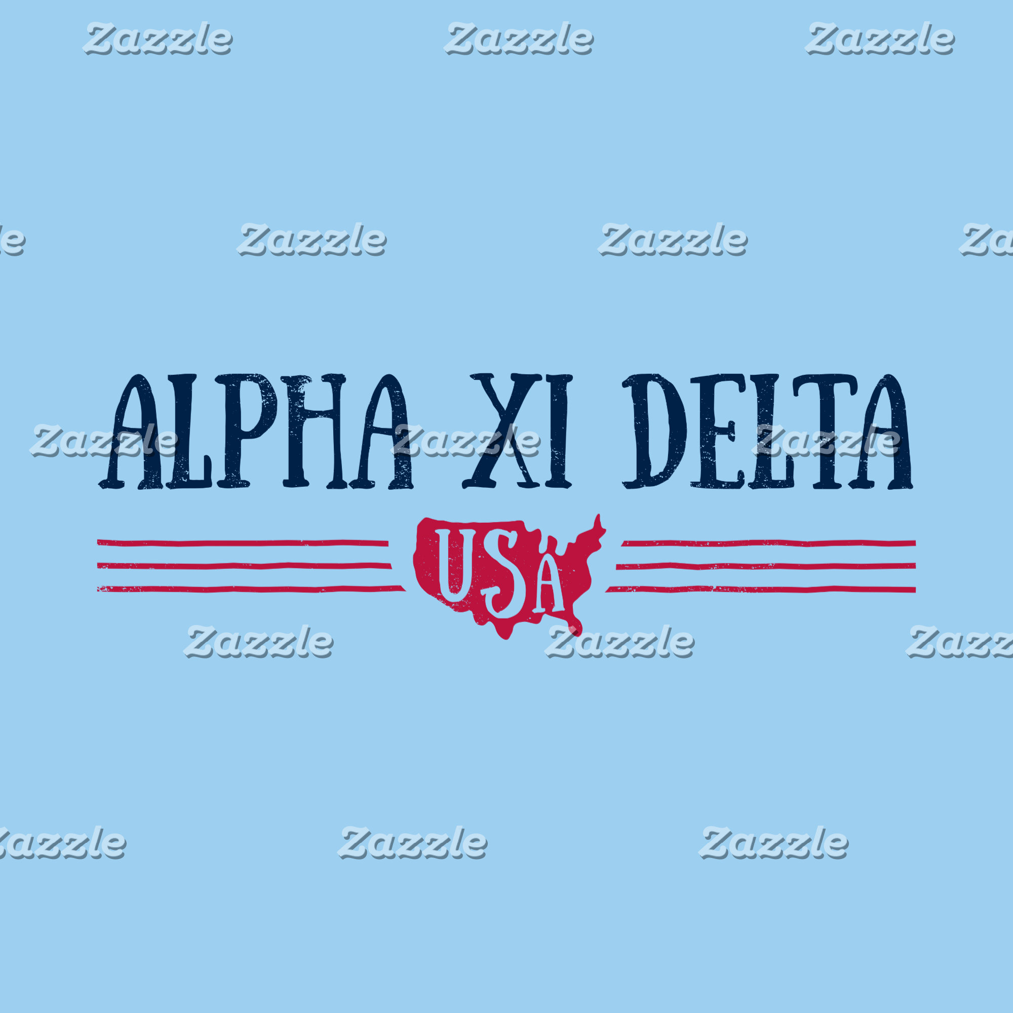Alpha Xi Delta - USA
