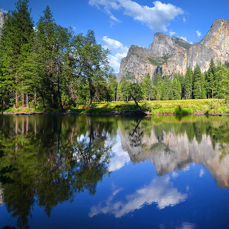 Yosemite Reflection