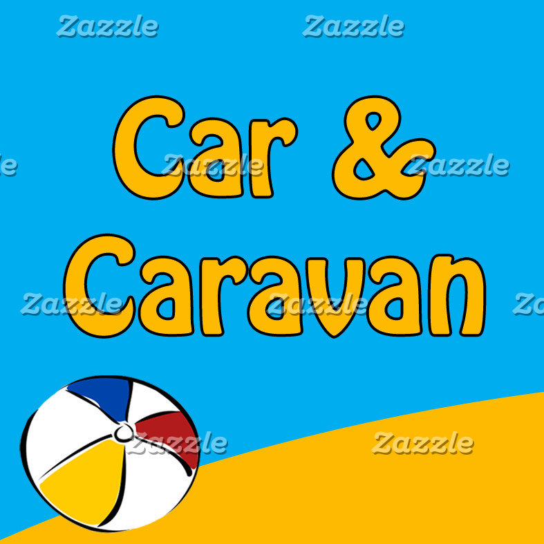 Car and Caravan
