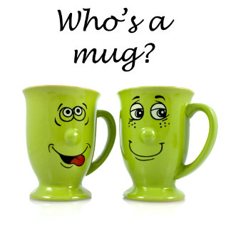 Who's a Mug