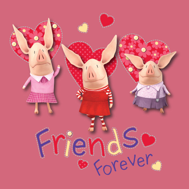 Olivia - Friends Forever