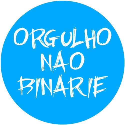 ORGULHO NÃO BINÁRIE