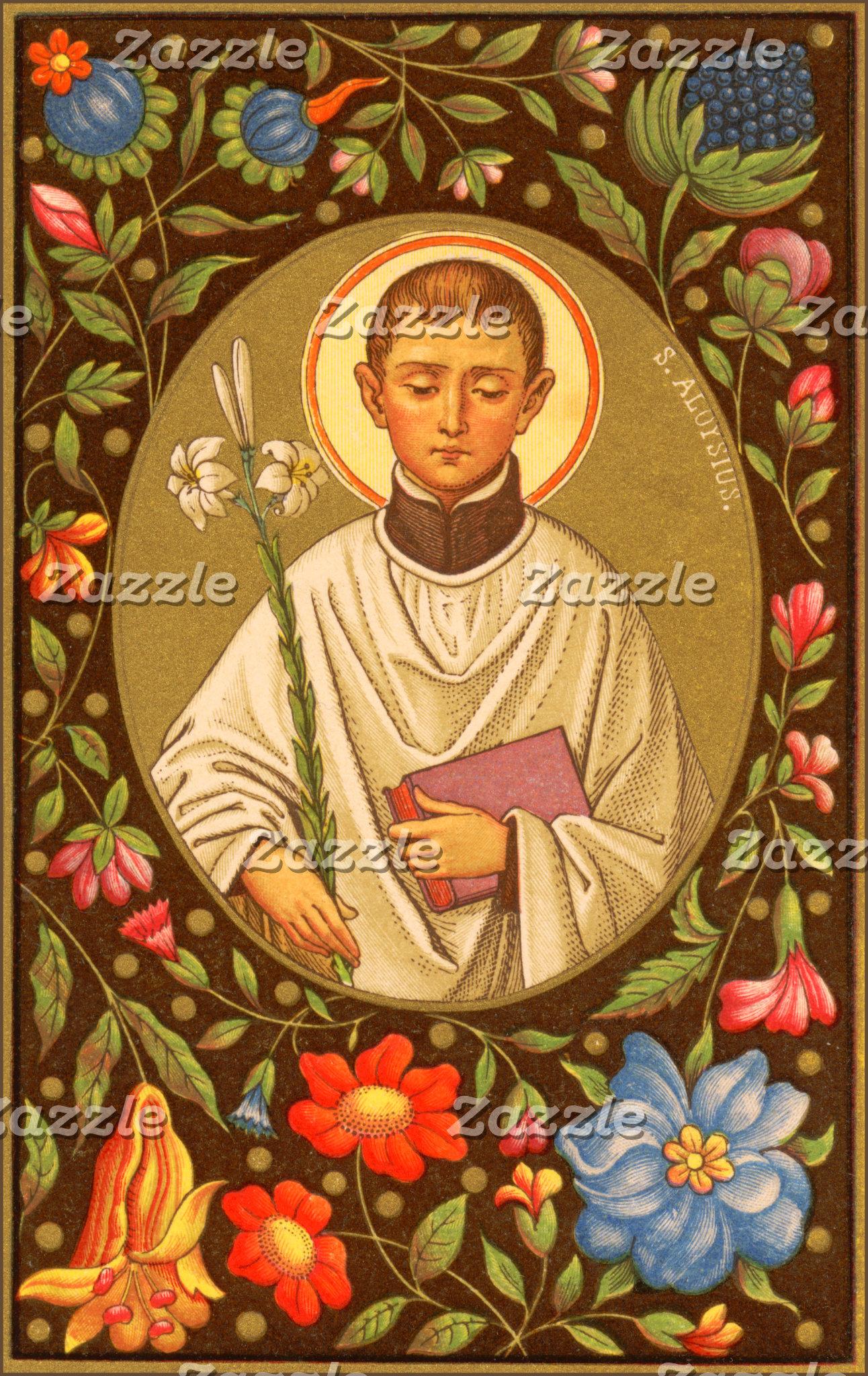 Aloysius Gonzaga (PM 01), Saint