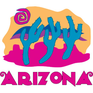 Arizona Desert Pink