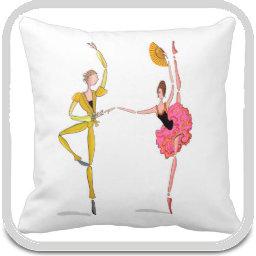 Ballet Pillows
