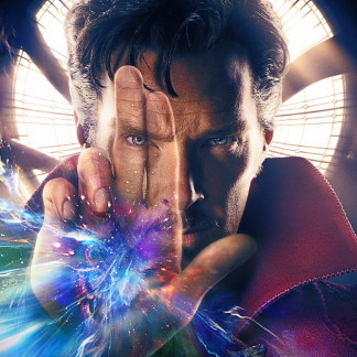 Doctor Strange Mystic Hand Movie Poster