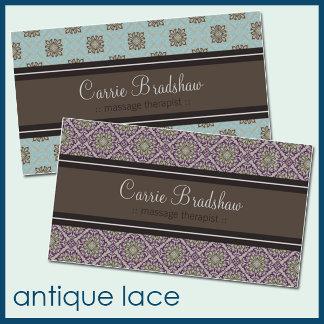 :: antique lace ::
