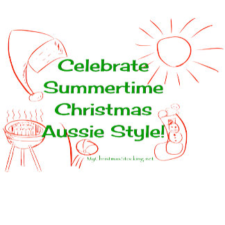 Celebrate Summertime Christmas Aussie Style!