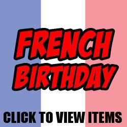 French Birthday