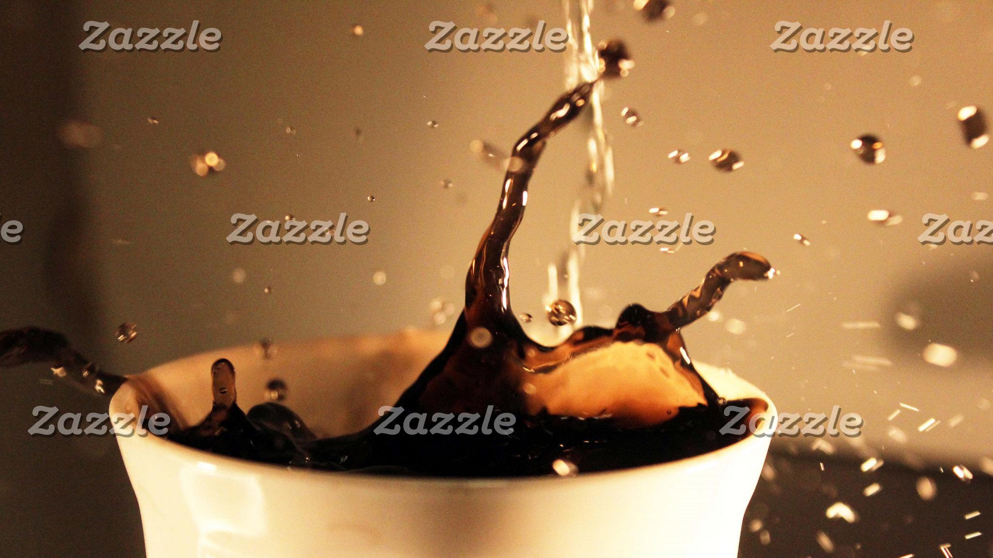 Coffee Splashes