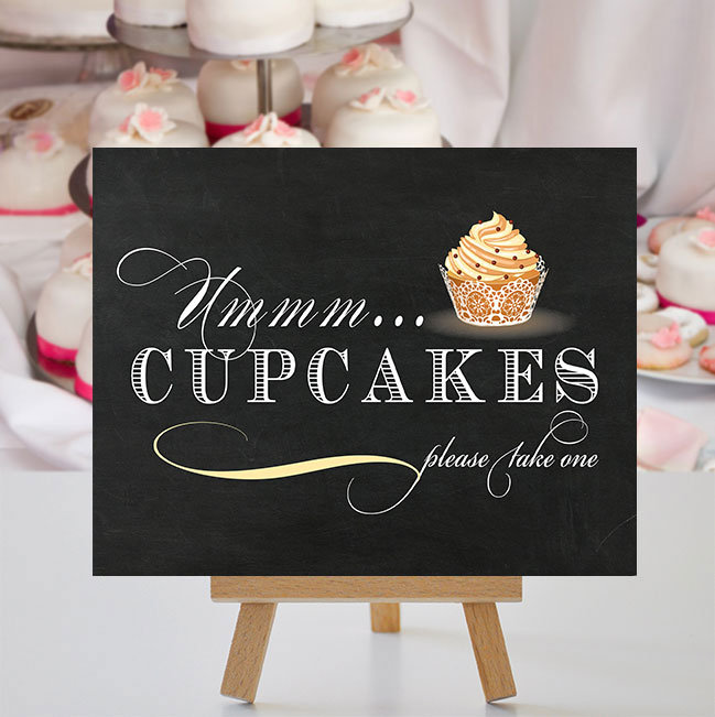 Wedding and Event Signage