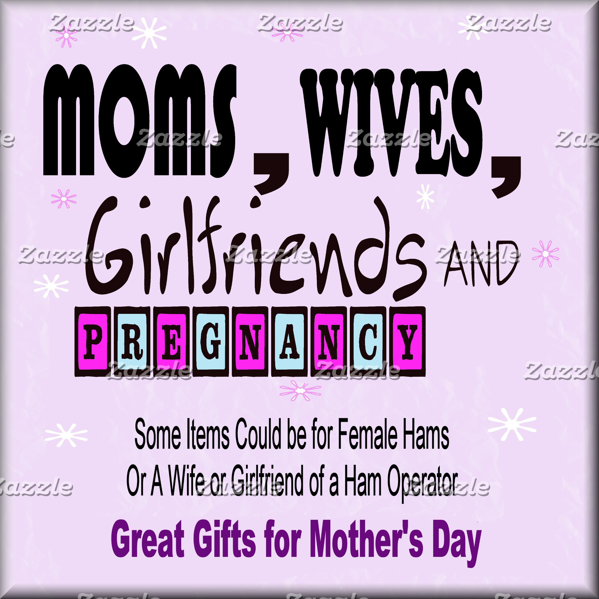 GIRLFRIENDS, WIVES & MOMS