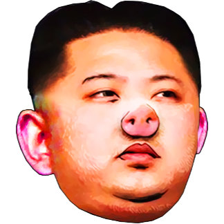 Kim Jong Un Pig 2