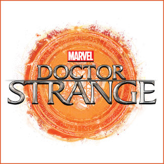 Doctor Strange Movie Logo
