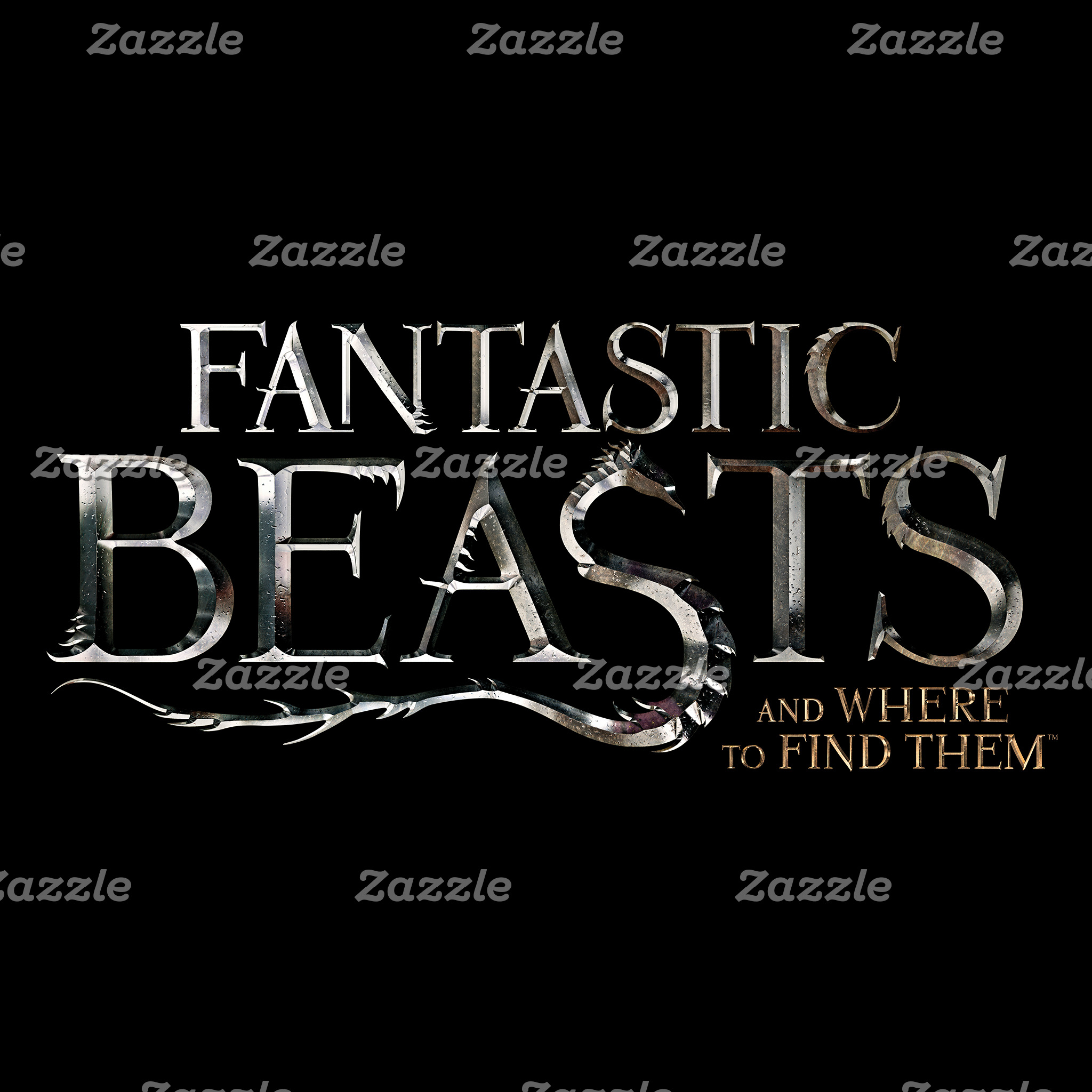 FANTASTIC BEASTS AND WHERE TO FIND THEM™