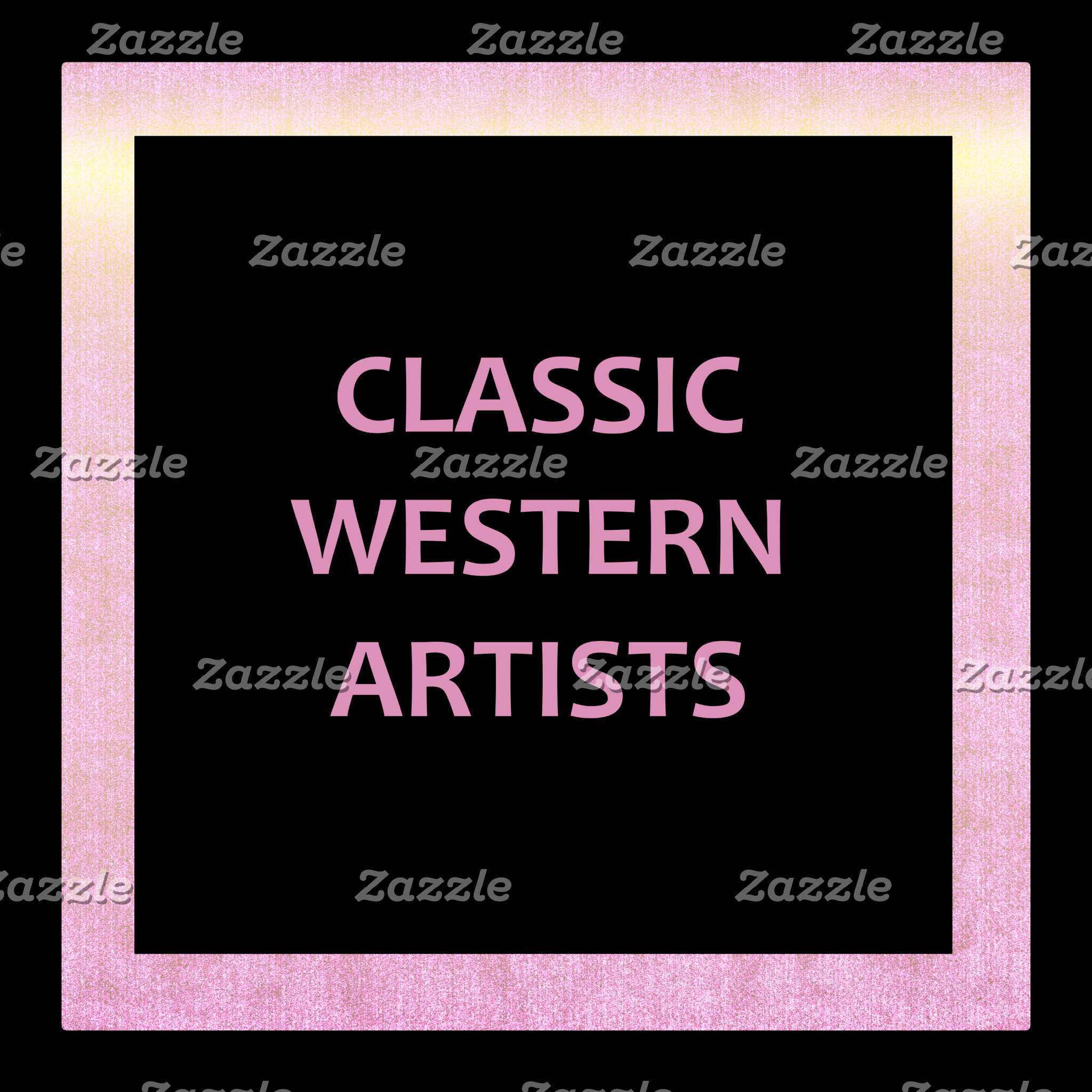 Classic Western Artists
