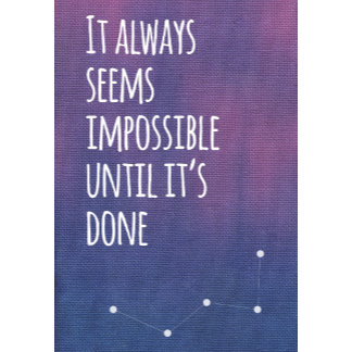 Starry Quote