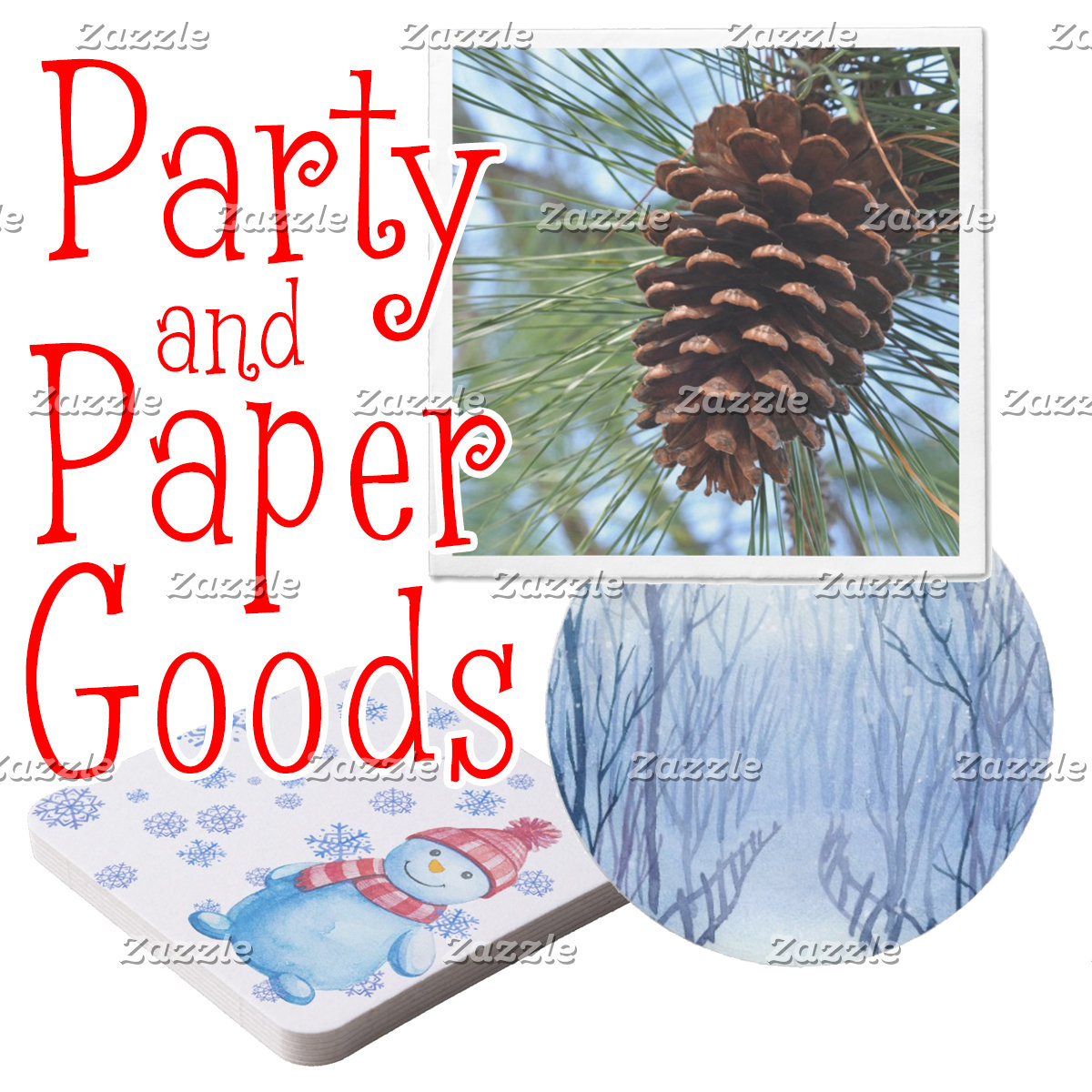 Party and Paper Goods