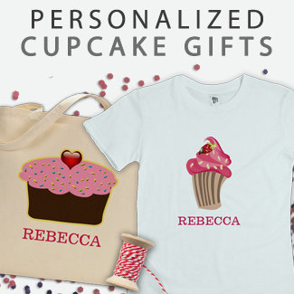 Personalized Cupcake Gifts