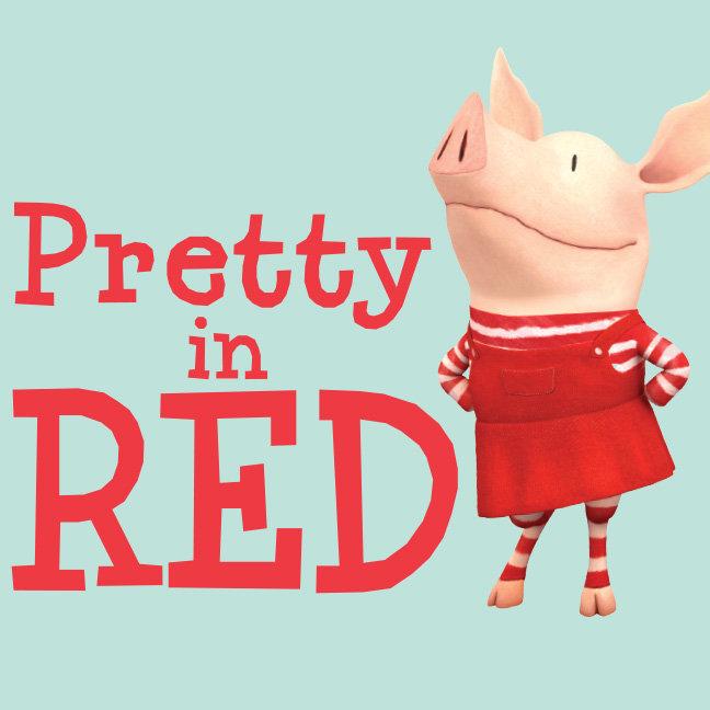 Olivia - Pretty in Red
